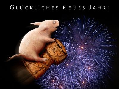 Frohes neues Jahr und ein kleiner Rückblick - Servervoice