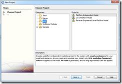 UML-Plattform