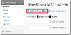 Wordpress-MU-create-blog