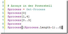 powershell-arrays