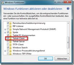 telnet-windows-7