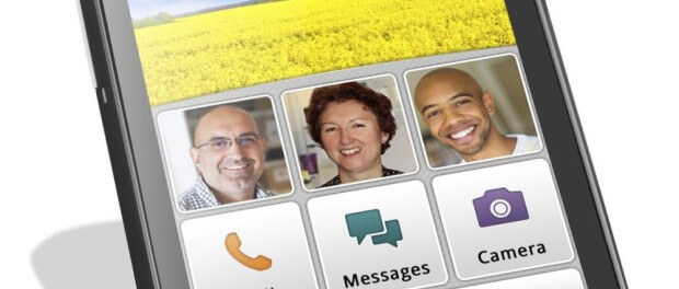 Doro Liberto 810 Seniorensmartphone