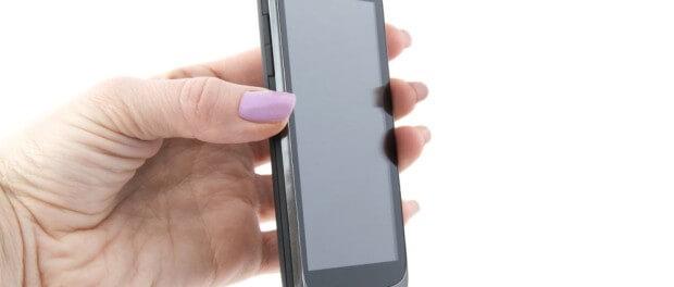 Smartphone Nutzung in Deutschland