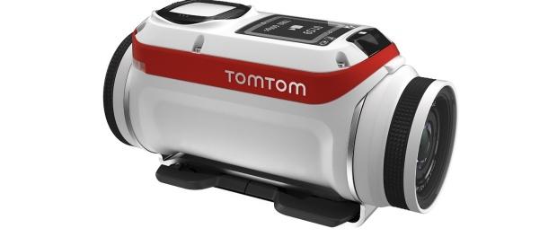 Die TomTom Bandit Actioncam