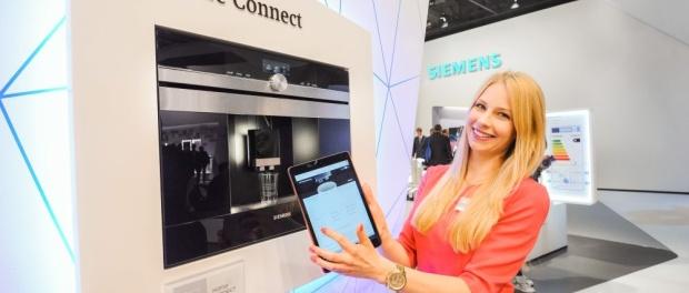Siemens Home Connect IFA 2015