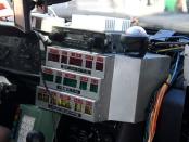 DeLorean DMC-12 Zeitmaschine