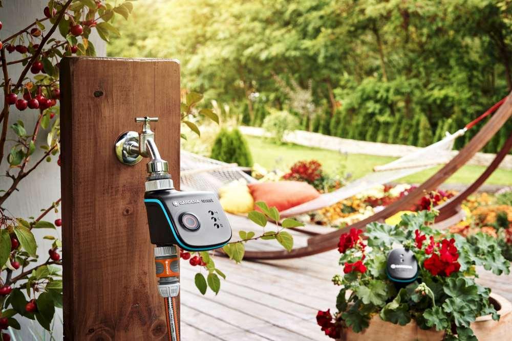 smarthome gartenbew sserung welche systeme gibt es. Black Bedroom Furniture Sets. Home Design Ideas