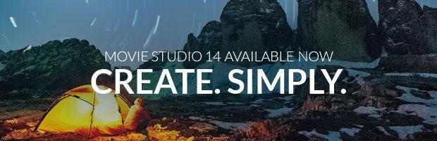 Movie Studio 14