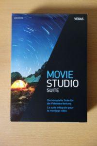 Vegas Movie Studio 14 Suite Pack