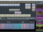 Magix Music Maker Bildschirmkeyboard