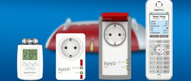 Fritzbox und Smarthome Geräte