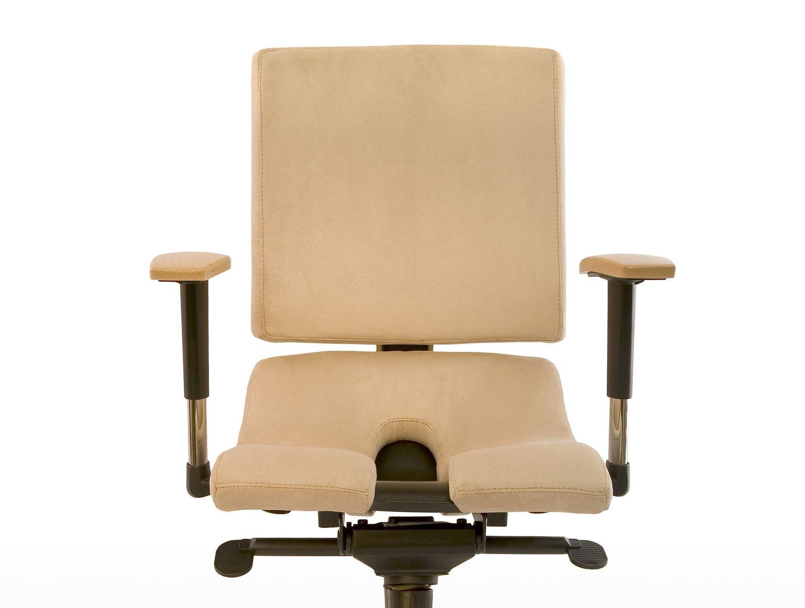 Bürostuhl ergonomisch einstellen  Bürostuhl ergonomisch einstellen: So geht's - Servervoice