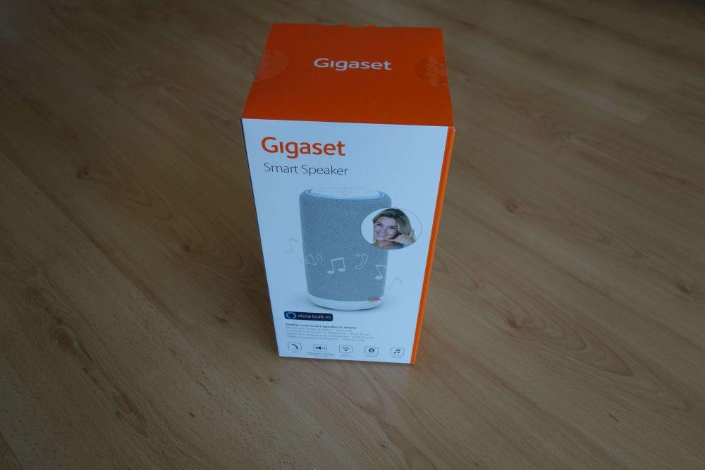 Gigaset Smart Speaker L800HX verpackt