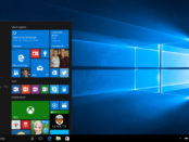 Windows 10 Startscreen