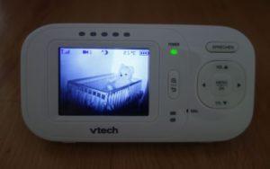 Vtech Babymonitor VM320 Monitor nacht